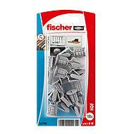 Fischer Nylon Cavity plug (L)35mm, Pack of 10