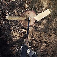 Fiskars Fibrecomp™ Splitting Axe, 1.54kg