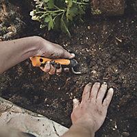 Fiskars Solid 3 prong Hand Cultivator