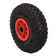 Fixed Rubber Wheel, (Dia)254mm