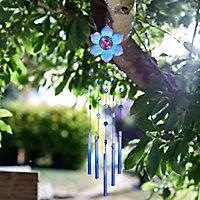 Flamboya Floral Wind spinner 66cm