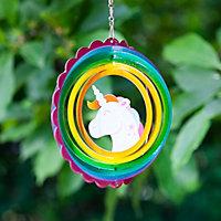 Flamboya Unicorn Wind spinner 15cm