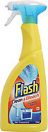 Flash Clean & Bleach Cleaning spray, 750ml