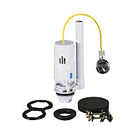 Flomasta Dual-flush Flush valve (Dia)38.1mm