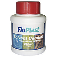 FloPlast Solvent cement, 250ml Tub