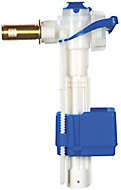 """Fluidmaster Brass & plastic Side entry Fill valve, ½"""""""
