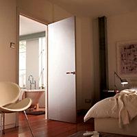 Flush Primed White LH & RH Internal Door, (H)1981mm (W)762mm