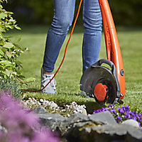 Flymo Contour XT 300W Corded Grass trimmer