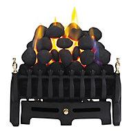Focal Point Blenheim Black Manual control Gas Fire tray FPFBQ293