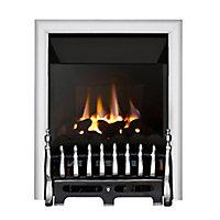 Focal Point Blenheim high efficiency Black Gas Fire