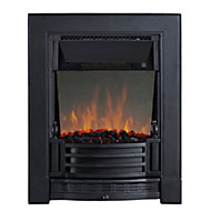 Focal Point Finsbury Cast iron effect Electric Fire