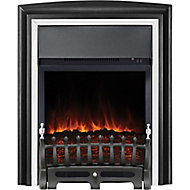 Focal Point Lycia Chrome effect Electric Fire