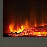 Focal Point Pasadena Grey Electric Fire