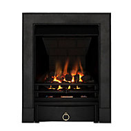 Focal Point Soho multi flue Black Gas Fire