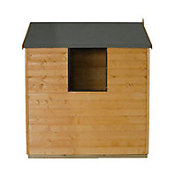 Forest Garden 6x4 Apex Shiplap Wooden Shed