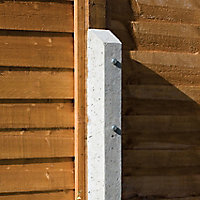 Forest Garden Concrete Repair spur (H)1m (W)75mm
