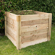 Forest Garden Slot down Composter 650L