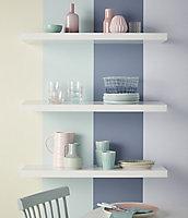 Form Cusko White Floating shelf (L)800mm (D)235mm