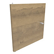 Form Konnect Oak effect Door (H)322mm (W)322mm