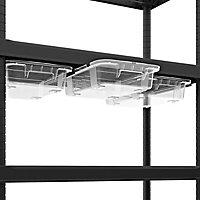 Form Links Clear 5L Plastic Storage box