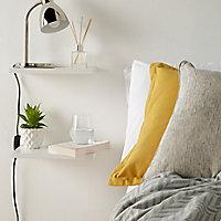 Form Rigga White Wall shelf (L)300mm (D)190mm