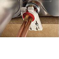 Franke Stainless steel Tap brace (W)120mm
