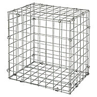 Galvanised Steel Gabion kit, (H)40cm (W)0.4m
