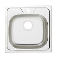 Gamow Inox Stainless steel 1 Bowl Sink