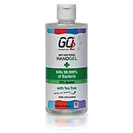 GO2 Alcohol handgel Tea tree Anti-bacterial Hand gel, 500ml