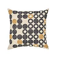 Goa Geometric Multicolour Cushion (L)45cm x (W)45cm