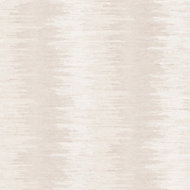 Gold Stitch Taupe Fabric effect Textured Wallpaper