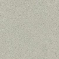 GoodHome 38mm Berberis Gloss White Glitter effect Laminate & particle board Square edge Kitchen Worktop, (L)3000mm