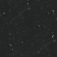 GoodHome 38mm Kala Matt Black Stone effect Chipboard & laminate Square edge Kitchen Worktop, (L)3000mm