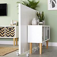 GoodHome Alara Freestanding Room divider panel kit