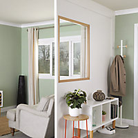 GoodHome Alara White Fire-rated Modular Room divider panel (H)1m (W)1m