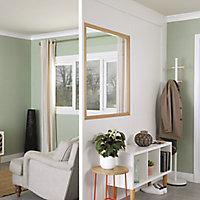 GoodHome Alara White Room divider post (H)2.25m (W)0.04m