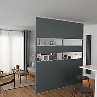 GoodHome Alara White Room divider spacer kit (H)230mm (T)35mm