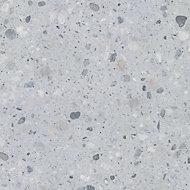 GoodHome Algiata Grey Terrazzo effect Laminate Upstand (L)3000mm