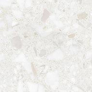 GoodHome Algiata Matt Marble effect Laminate Upstand (L)3000mm