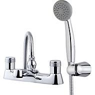 GoodHome Annagh Bath Shower mixer Tap