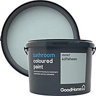 GoodHome Bathroom Clontarf Soft sheen Emulsion paint, 2.5L