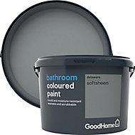 GoodHome Bathroom Delaware Soft sheen Emulsion paint, 2.5L