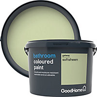 GoodHome Bathroom Galway Soft sheen Emulsion paint, 2.5L
