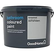 GoodHome Bathroom Hempstead Soft sheen Emulsion paint, 2.5L