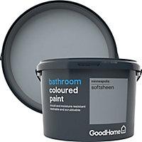 GoodHome Bathroom Minneapolis Soft sheen Emulsion paint 2.5L