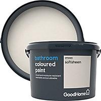 GoodHome Bathroom Ottawa Soft sheen Emulsion paint, 2.5L