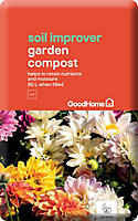 GoodHome Beds & borders Soil improver 50L