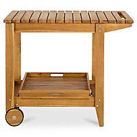 GoodHome Denia Garden trolley, 90kg capacity