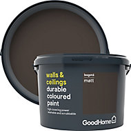 GoodHome Durable Bogota Matt Emulsion paint, 2.5L