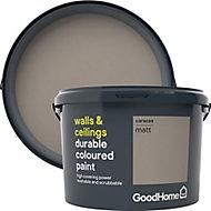 GoodHome Durable Caracas Matt Emulsion paint, 2.5L